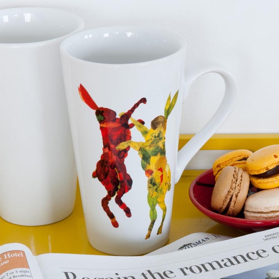 Tall Latte Mugs