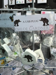 USB PLUG - Elephant design