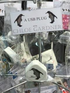 USB PLUG - Penguin design