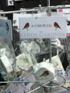 USB PLUG - Robin design