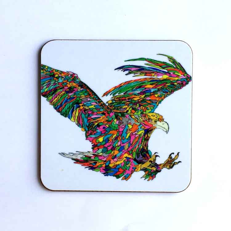 COASTER - Eagle Design