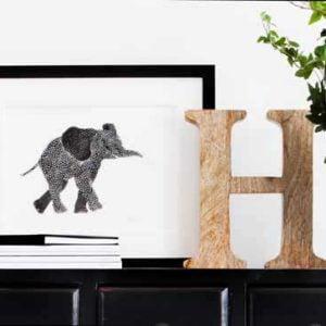 Deposit for Elephant Print - please read description for total.