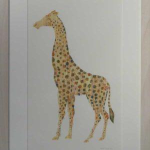 Deposit for 'Giraffe' Print - please read description for total.