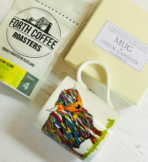 Coffee Gift Set - Single Mug