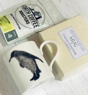 Coffee Gift Set - Single Mug