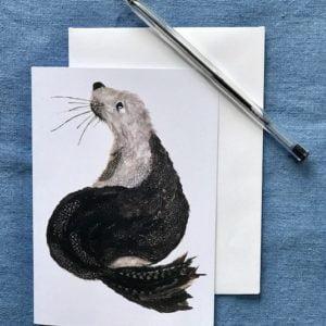 CARD A6 - SEAL