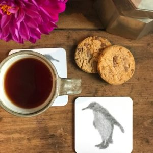 COASTER - Penguin Facing Left