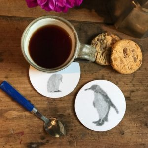 COASTER - Round Penguin