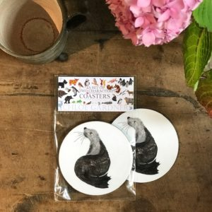 COASTER - Set of 2 - Seal