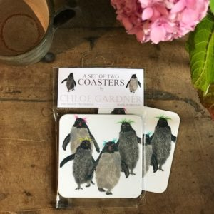 COASTER - Set of 2 - rOCKHOPPER GROUP