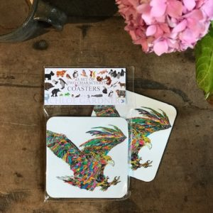 COASTER - Set of 2 - EAGLE