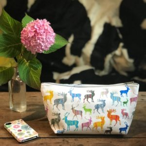 Stag Washbags (or pencil cases)