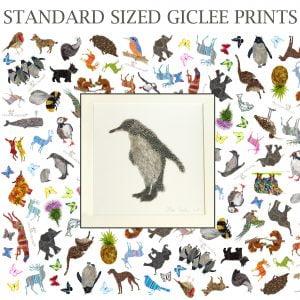 STANDARD SIZED GICLEE PRINTS