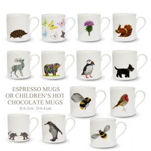 Mini Mugs / Espresso Cups