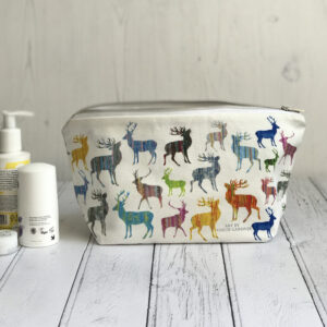 Stag Washbags